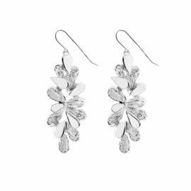 S4488 Bloom korvakorut Tammi Jewellery earrings Finnish design shop verkkokauppa koru