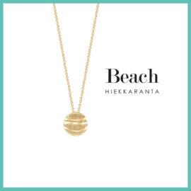 G7584-kultainen-riipus kaulakoru-beach-hiekkaranta-tammi-jewellery-tammen-koru-finnish-design-shop-verkkokauppa-koru-kierrätyskulta-designer-marjut-kemppi