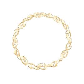 G2640-kultainen-rannekoru-sademetsä-tammi-jewellery-tammen-koru